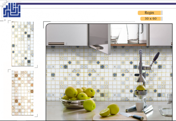 super polished backsplash tiles